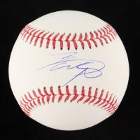 Shohei Ohtani Signed OML Baseball (MLB Hologram) at PristineAuction.com