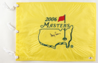 Tommy Aaron Signed 2006 Masters Flag (Beckett COA) at PristineAuction.com