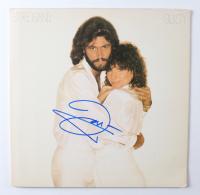 "Barry Gibb Signed Barbra Streisand ""Guilty"" Vinyl Record Album (Beckett COA) at PristineAuction.com"