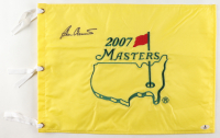 Ben Crenshaw Signed 2007 Masters Flag (Beckett COA) at PristineAuction.com