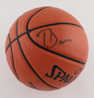 Joe Dumars & Dennis Rodman Signed NBA Game Ball Series Basketball (JSA COA) (See Description) at PristineAuction.com