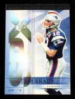 Tom Brady 2004 SPx #59 at PristineAuction.com