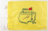 Bernhard Langer Signed 2006 Masters Flag (Beckett COA) at PristineAuction.com