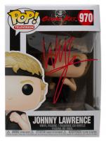"William Zabka Signed ""Cobra Kai"" #970 Johnny Lawrence Funko Pop! Vinyl Figure (JSA COA) at PristineAuction.com"