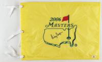 Billy Casper Signed 2006 Masters Flag (Beckett COA) at PristineAuction.com