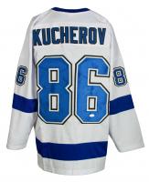 Nikita Kucherov Signed Jersey (JSA COA) at PristineAuction.com