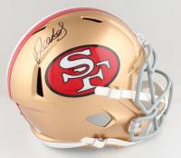 Deebo Samuel Signed 49ers Full-Size Speed Helmet (JSA COA) at PristineAuction.com