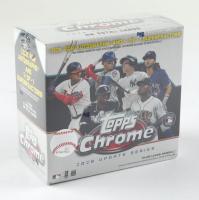 2020 Topps Chrome Update Baseball Mega White Box with (7) Packs at PristineAuction.com
