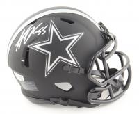 Leighton Vander Esch Signed Cowboys Eclipse Alternate Speed Mini Helmet (Fanatics Hologram) at PristineAuction.com