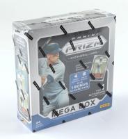 2021 Panini Prizm Baseball Mega Box with (44) Cards at PristineAuction.com