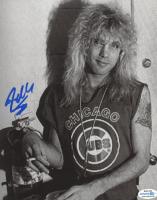 """Steven Adler Signed """"Guns N' Roses"""" 8x10 Photo (ACOA COA) at PristineAuction.com"""