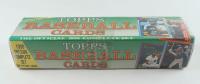 1990 Topps Baseball Complete Set of (792) Cards with Frank Thomas #414B RC, Sammy Sosa #692 RC, Bernie Williams #701 RC, Nolan Ryan #1 at PristineAuction.com