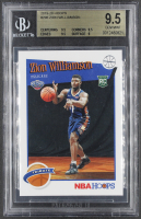 Zion Williamson 2019-20 Hoops #296 RC (BGS 9.5) at PristineAuction.com
