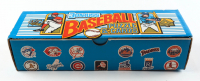 1989 Donruss Baseball Complete Set of (660) Cards with Ken Griffey Jr. #33 RR RC, Curt Schilling #635 DP RC, Craig Biggio #561 DP RC, Randy Johnson #42 RC RR at PristineAuction.com
