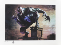 David Igo Signed Venom LE 18x24 Print (PA LOA) at PristineAuction.com