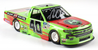 Ross Chastain Signed LE 2020 Silverado NASCAR #40 Plan B Sales / Watermelon - 1:24 Premium Action Diecast Truck (RCCA COA) at PristineAuction.com