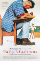 """Adam Sandler Signed """"Billy Madison"""" 27x40 Movie Poster (Beckett COA) at PristineAuction.com"""