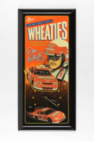 Dale Earnhardt LE NASCAR #3 Wheaties Clock at PristineAuction.com