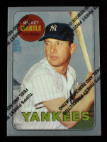 Mickey Mantle 1996 Topps Mantle Finest #19 1969 Topps at PristineAuction.com