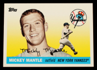 Mickey Mantle 2007 Topps Mickey Mantle Story #MM49 / Released in 2008 Topps at PristineAuction.com