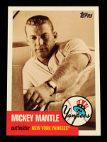 Mickey Mantle 2007 Topps Mickey Mantle Story #MMS16 at PristineAuction.com