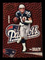 Tom Brady 2004 Playoff Hogg Heaven #58 at PristineAuction.com