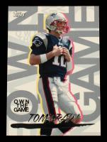 Tom Brady 2008 Topps Own The Game #OTGTB at PristineAuction.com