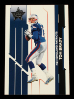 Tom Brady 2006 Leaf Rookies and Stars #65 at PristineAuction.com