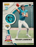 Trevor Lawrence 2021 Panini Instant Showcase #RS1 RC at PristineAuction.com