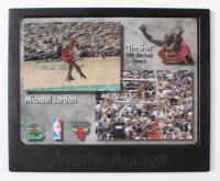 "Upper Deck Premier Replays Michael Jordan ""The Shot"" Motion Display at PristineAuction.com"
