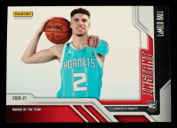 LaMelo Ball 2020-21 Panini Instant #222 RC at PristineAuction.com