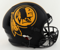 Redskins Full-Size Authentic On-Field Eclipse Alternate Speed Helmet (New) at PristineAuction.com