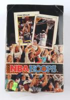 1991-92 NBA Hoops Series 1 Basketball Box of (36) Packs at PristineAuction.com