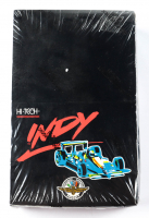 1993 Hi-Tech Indy 500 Trading Cards Sealed Box at PristineAuction.com