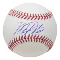 Matt Harvey Signed OML Baseball (Fanatics Hologram, MLB Hologram & Steiner COA) at PristineAuction.com