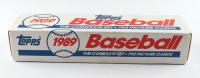 1989 Topps Baseball Complete Set of (792) Baseball Cards with Craig Biggio #49 RC, Randy Johnson #647 RC, Gary Sheffield #343 RC, John Smoltz #382 RC at PristineAuction.com
