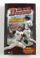 2000 Topps Bowman Baseball Hobby Box of (24) Packs at PristineAuction.com