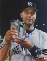 Derek Jeter Signed Yankees 8x10 Photo (Beckett LOA) at PristineAuction.com