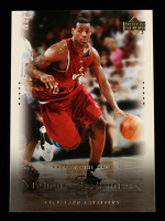 LeBron James 2003 Upper Deck LeBron James Box Set #11 / Preps to the Pros at PristineAuction.com