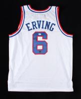 Julius Erving Signed Jersey (JSA COA & Super Star Hologram) at PristineAuction.com