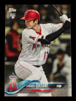 Shohei Ohtani 2018 Angels Topps #A17 at PristineAuction.com