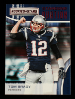 Tom Brady 2018 Rookies and Stars Standing Ovation #1 at PristineAuction.com
