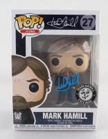 Mark Hamill Signed Limited Edition 2019 Designer Con Exclusive #27 Funko Pop! Vinyl Figure (JSA COA) at PristineAuction.com