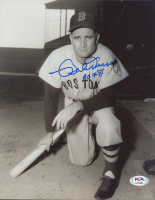 """Bobby Doerr Signed Red Sox 8x10 Photo Inscribed """"HOF 86"""" (PSA COA) at PristineAuction.com"""
