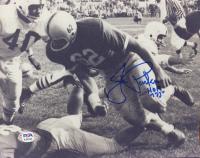 "Jim Parker Signed Colts 8x10 Photo Inscribed ""HOF 73"" (PSA COA) at PristineAuction.com"