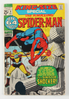 """1971 """"The Amazing Spider-Man"""" Issue #8 Marvel Comic Book at PristineAuction.com"""