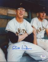 Bill Virdon Signed Pirates 8x10 Photo (PSA COA) at PristineAuction.com