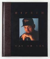 """Cal Ripken Jr. Signed """"Ripken Cal On Cal"""" Hardcover Book (Beckett COA) at PristineAuction.com"""