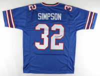 O. J. Simpson Signed Jersey (JSA COA) at PristineAuction.com