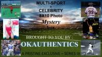 OKAUTHENTICS Multi-Sport & Celebrity 8x10 Photo Mystery Box Series IX at PristineAuction.com